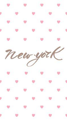 New York Wallpaper, Calligraphy, Usa, Lettering, Calligraphy Art, Letter Writing