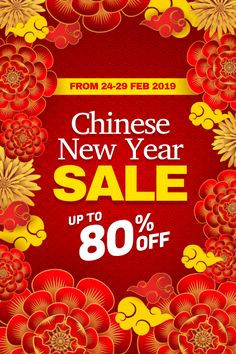 Customize chinese new year poster templates Chinese New Year Images, Chinese New Year Poster, Chinese New Year Design, Chines New Year, Invert Colors, Solid Color Backgrounds, Promotional Flyers, Sale Flyer, Font Setting