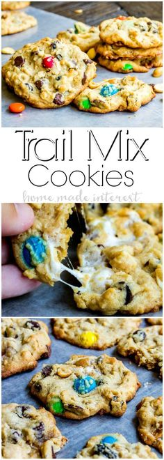 Trail Mix Cookies |