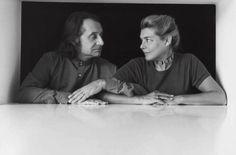 Coppie. Ettore Sottsass e Fernanda Pivano | Doppiozero