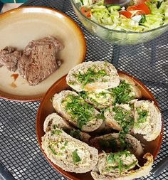 Vaříme bez tuku: Grilování k létu patří Potato Salad, Potatoes, Chicken, Ethnic Recipes, Food, Diet, Potato, Essen, Meals