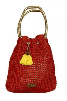 Hobo Beach Bag in Chayenne by Caffé❤