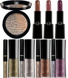 Armani Fade To Grey Makeup Collection for Autumn 2014