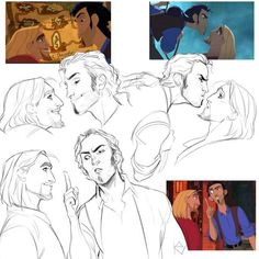 miguel and tulio fan art Character Design Cartoon, Character Design Inspiration, Character Art, Fan Art, Cartoon Network, Miguel And Tulio, Comic Style, Illustrations, Anime