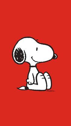 iPhone 壁纸 史努比 Snoopy