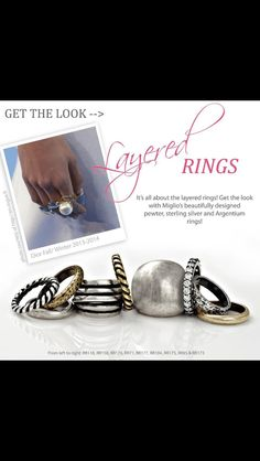 Get the look . Jewelry Design, Designer Jewellery, Fall Photos, Get The Look, Pewter, Dior, Wedding Rings, Jewels, Engagement Rings