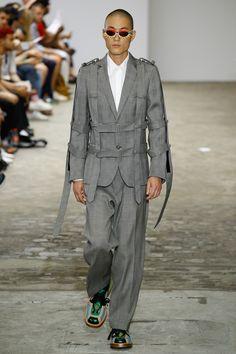 Walter Van Beirendonck Spring 2017 Menswear Collection Photos - Vogue
