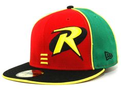Robin New Era fitted hat