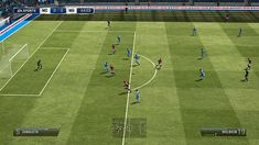 The first screenshots and details for EA& annual soccer installment, FIFA have made their way online, including information on first touch control, player impact, complete dribble and tactical free-kicks. Soccer Tips, Soccer Games, Sports Games, Fifa Games, Fifa 13, Ea Sports, Free Kick, Great Team, Xbox 360