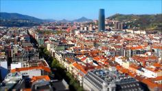 Bilbao Time Lapse Basque Country