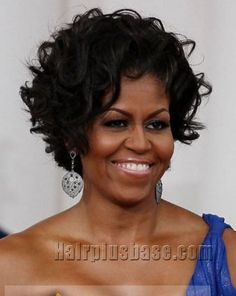 Short Curly Hairstyles Pictures For Naturally Curly Hair Natural Hair Styles michelle obama natural hair style Short Wavy Hairstyles For Women, Curly Bob Hairstyles, Modern Hairstyles, Short Curly Hair, Curly Hair Styles, Natural Hair Styles, Hairstyle Short, Layered Hairstyles, Medium Hairstyles