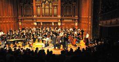 New England Conservatory - Jordan Hall | Eastern Nazarene College | www1.enc.edu |