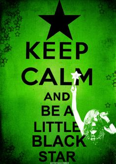 Avril Lavigne ~ Black Star
