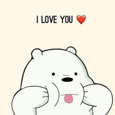 We bare bears kartun❤ We Bare Bears Wallpapers, Panda Wallpapers, Cute Cartoon Wallpapers, Ice Bear We Bare Bears, We Bear, Cute Disney Wallpaper, Cute Wallpaper Backgrounds, Photo Backgrounds, Cute Love Memes