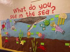 My ocean wall