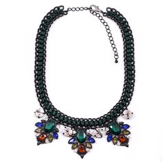 Colier elegant - www.mischa.ro Beaded Necklace, Necklaces, Elegant, Jewelry, Beaded Collar, Classy, Jewlery, Pearl Necklace, Jewerly