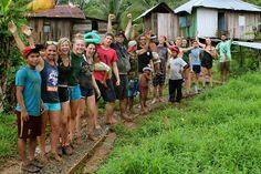 O Roar: reflexões sobre o significado da imersão cultural: El Carmen Panamá…