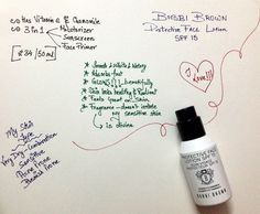Bobbi Brown Protective Face Lotion SPF 15