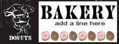 Cafe-Restaurant Banner # 8087 Cafe Restaurant, Bakery, Decor, Decoration, Decorating, Deco, Bakery Business, Bakeries