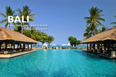 Bali is magical. As probably the most famous island in Indonesia, Bali blends spectacular mountain scenery and beautiful beaches with warm and friendly Best Tourist Destinations, Honeymoon Destinations, Holiday Destinations, Island Holidays, Beautiful Beaches, Bangkok, Night Life, Hong Kong, Singapore