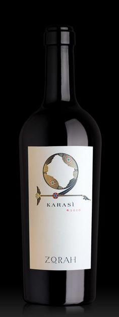ZORAH - Karasì - design by Doni & Associati - Florence, Italy