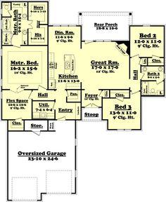 Brookline House Plan