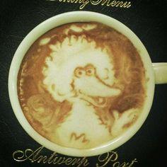 Un cappuccino artistico, by Kazuki Yamamoto  (Foto 20/58) | ButtaLaPasta