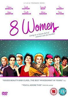 8 Women [DVD]