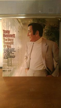 Check out this item in my Etsy shop https://www.etsy.com/listing/483988629/tony-bennett-the-very-thought-of-you-kh