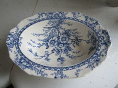 A. Meakin Medway Lanterns, Plates, Tableware, Green, Blue, Collection, Licence Plates, Dishes, Dinnerware