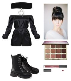 """Untitled #448"" by syshrn on Polyvore featuring tarte and Huda Beauty"