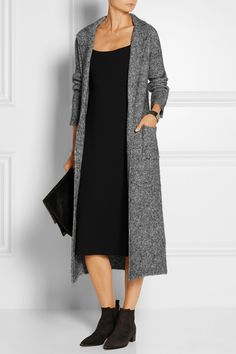By Malene Birger | Fulana belted wool and mohair-blend coat | NET-A-PORTER.COM