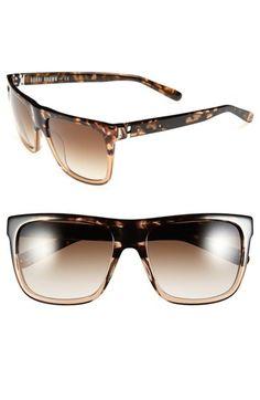 Bobbi Brown 'The Harley' 55mm Sunglasses | Nordstrom