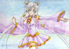 Sailor Moon : Crystal by SnowLady7.deviantart.com on @deviantART