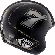 ARAI Open Face Motorcycle Helmet