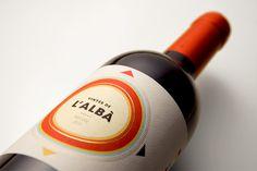 Packaging Vinyes de l'Albà | Txell Gràcia | graphic design |New Zealand -  Wellington