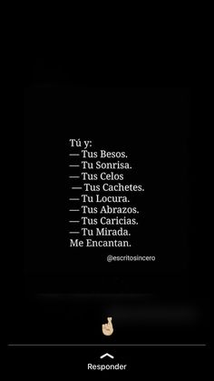 Amor Quotes, Bae Quotes, Sad Love, Love You, Flirty Quotes, Quotes En Espanol, Tumblr Love, Love Phrases, Love Images