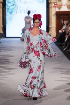 Pepa Garrido - We Love Flamenco 2018 Dance Costumes, Beautiful Dresses, Events, Formal Dresses, Clothes, Fashion, Spanish Dress, Happy, Dirndl