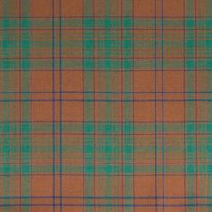 MacGillivray Hunting Ancient  Lightweight Tartan by the meter– Tartan Shop