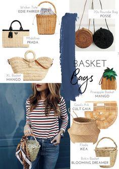 Trend Watch: Jane Birkin Basket