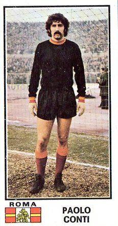Football Stickers, As Roma, Vintage Photos, History, Fashion, Goalkeeper, Football Soccer, Moda, Old Photos