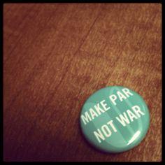 Linksoul Clothing   Spring Line Make Par Not War