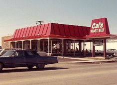 Cal's Roast Beef,Had multiple Chicago locations.