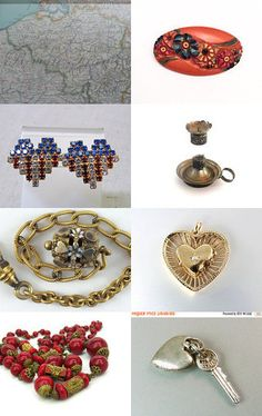 For Belgium- Flowers, Hearts, Faith and Light, Vogueteam by Robert Clough on Etsy--Pinned with TreasuryPin.com