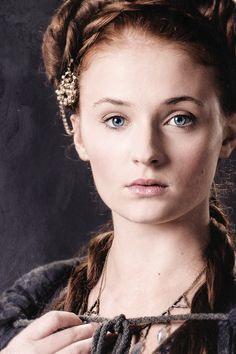 Sansa portret