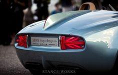 Superleggera MINI vision concept taillights union jack