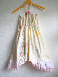 Shabby Chic Sundress