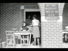 Mississippi Freedom Summer 50th   Full Documentary: The Fight for a Right    August 2014 Mississippi Public Broadcasting MPB