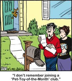 Marmaduke Comic Strip, December 27, 2013 on GoComics.com