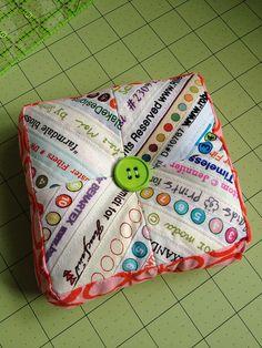 Pincushion by AngelaGreenwald, via Flickr